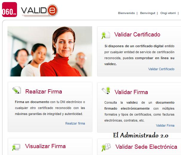 Portal VALIDe