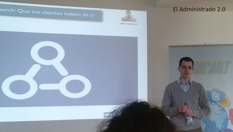 Jose Manuel Arce en SMCant6