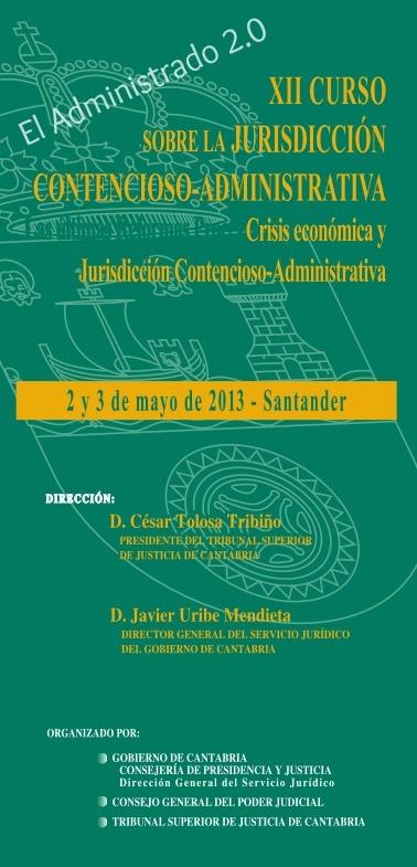 XII Curso Jurisdicción Contencioso-Administrativo
