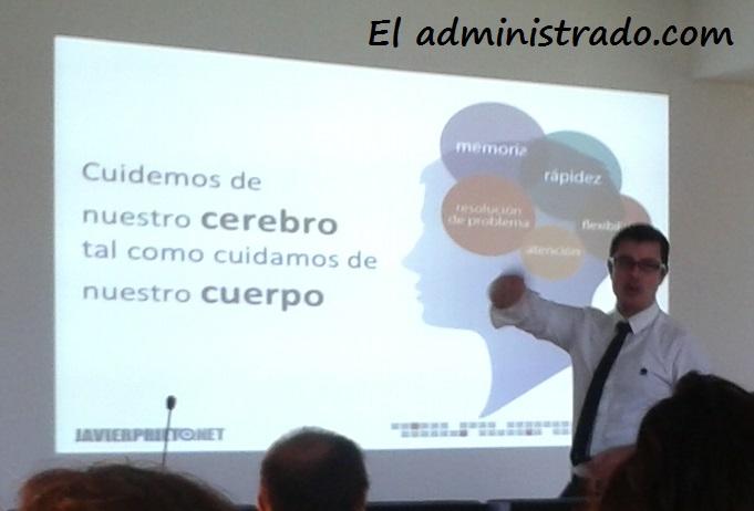 Javier Prieto en SMCant7