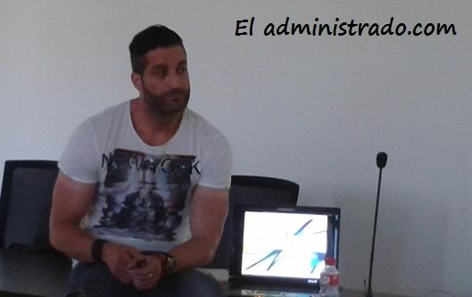Daniel Bustamante en SMCant7
