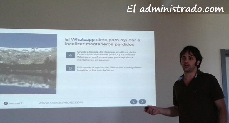 Rafael Pérez Revilla en SMCant7