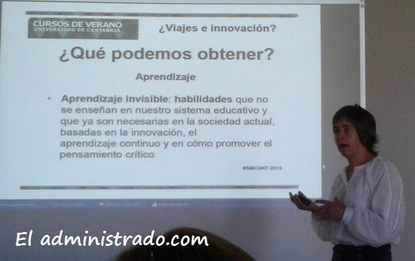 Violeta González en SMCant7