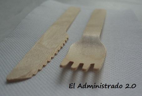 En casa del herrero, cuchillo de palo
