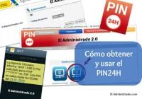 Cómo usar el PIN24H