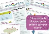 Cómo darse de alta en el Servicio de Empleo Autonómico por Internet