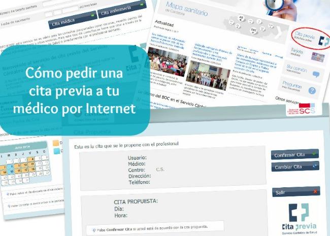 Como Pedir Una Cita Previa Medica Por Internet El Administrado