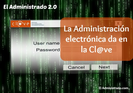 La Cl@ve de la Administración electrónica